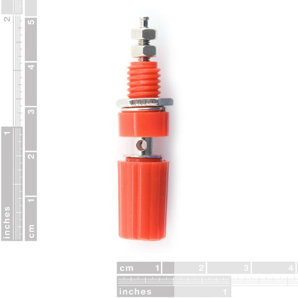 Post Binding Red, SparkFun PRT-09739, Pris 3,5 Kr