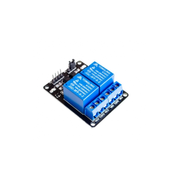 2 channel relay module relay expansion board 5V
