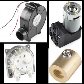 Motor diverse