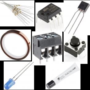 Komponenter / løsdele